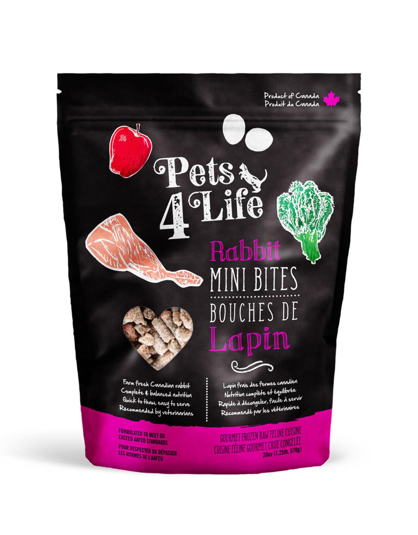 Pets4Life Pets4Life Cat Rabbit 1.25lb