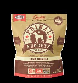 Primal Primal Frozen Canine Lamb 3lb