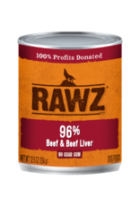 Rawz Rawz Dog Beef & Beef Liver 12.5oz