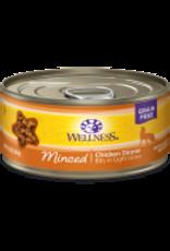 Wellness Wellness Feline Minced Chicken 5.5oz