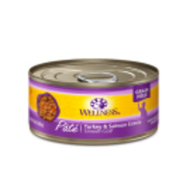 Well Pet Wellness Feline Turkey & Salmon