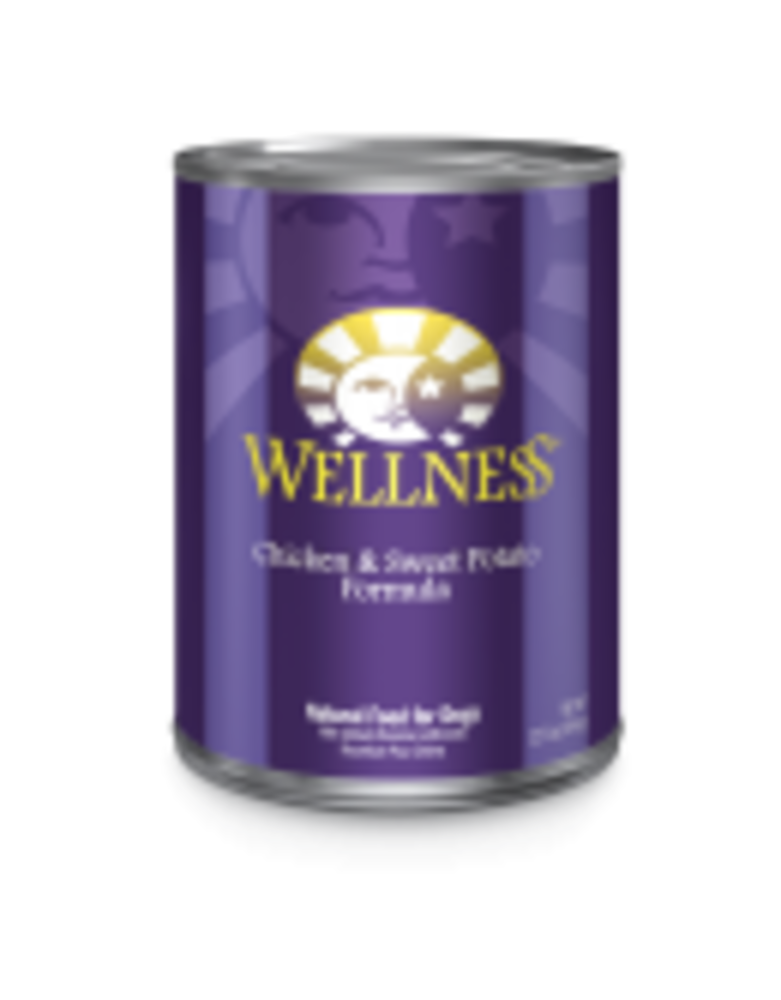 Wellness Wellness Canine Chicken & Sweet Potato 12.5oz