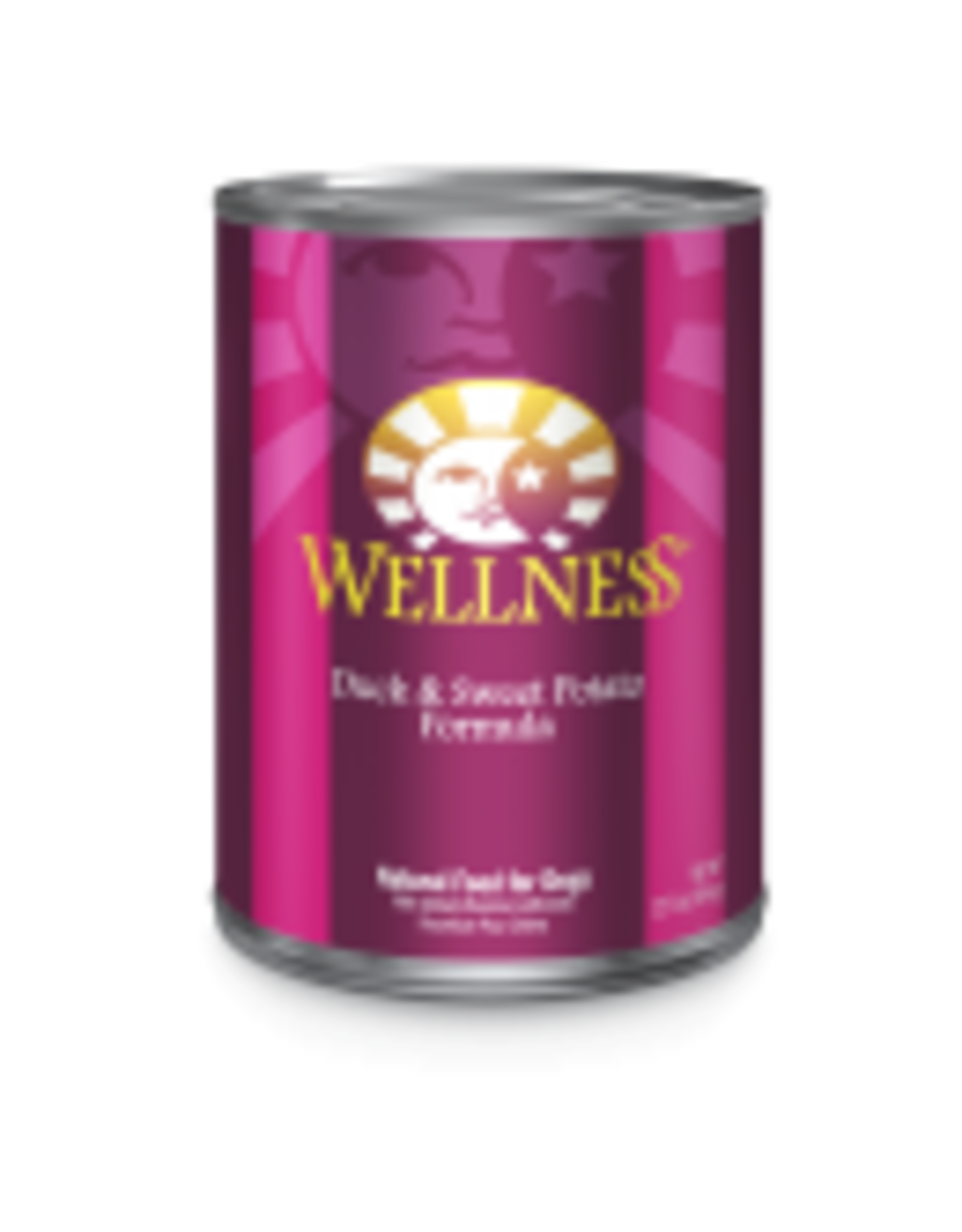 Wellness Wellness Canine Duck 12.5oz