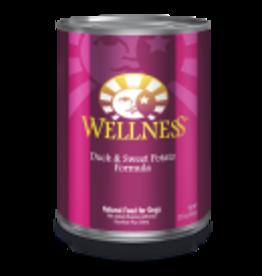 Wellness Wellness Canine Duck 12.5oz