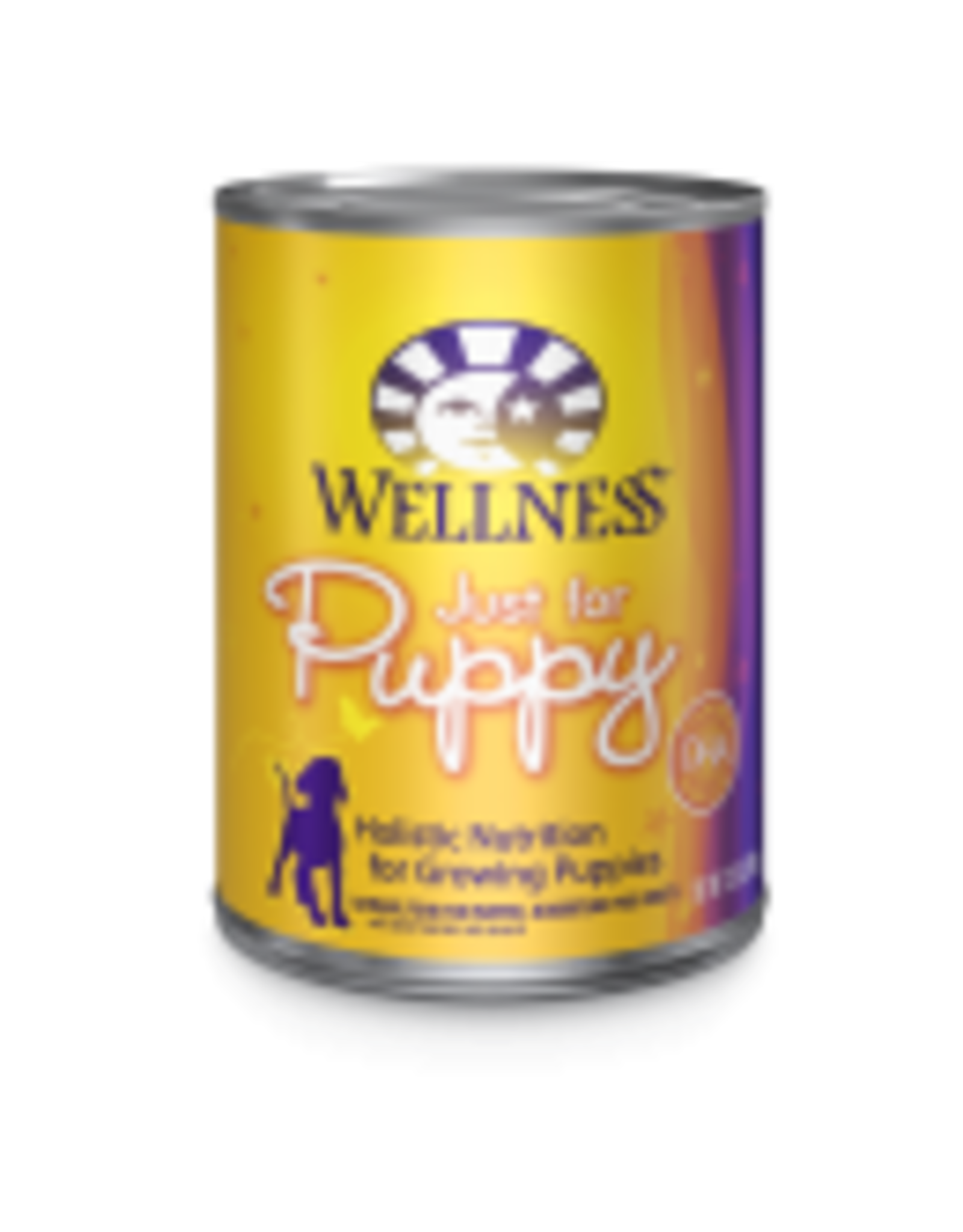 Wellness Wellness Canine Just For Puppy 12.5oz