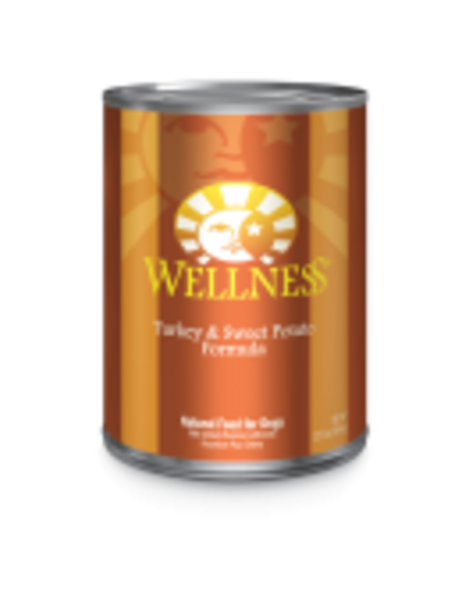 Wellness Wellness Canine Turkey 12.5oz