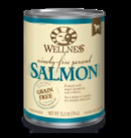 Wellness Wellness Canine 95% Salmon 13.5oz