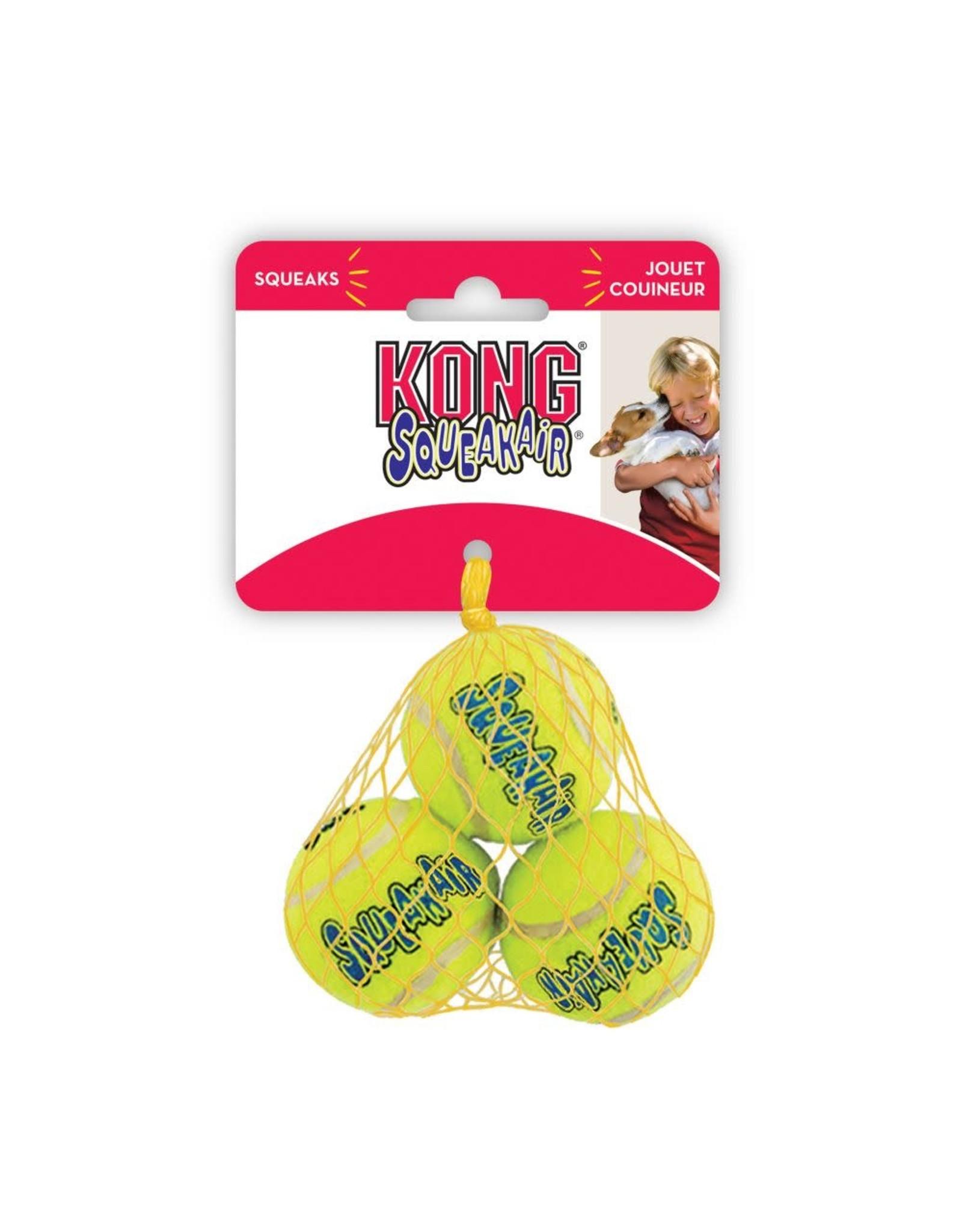 KG - Kong Kong SqueakAir Balls X-Small