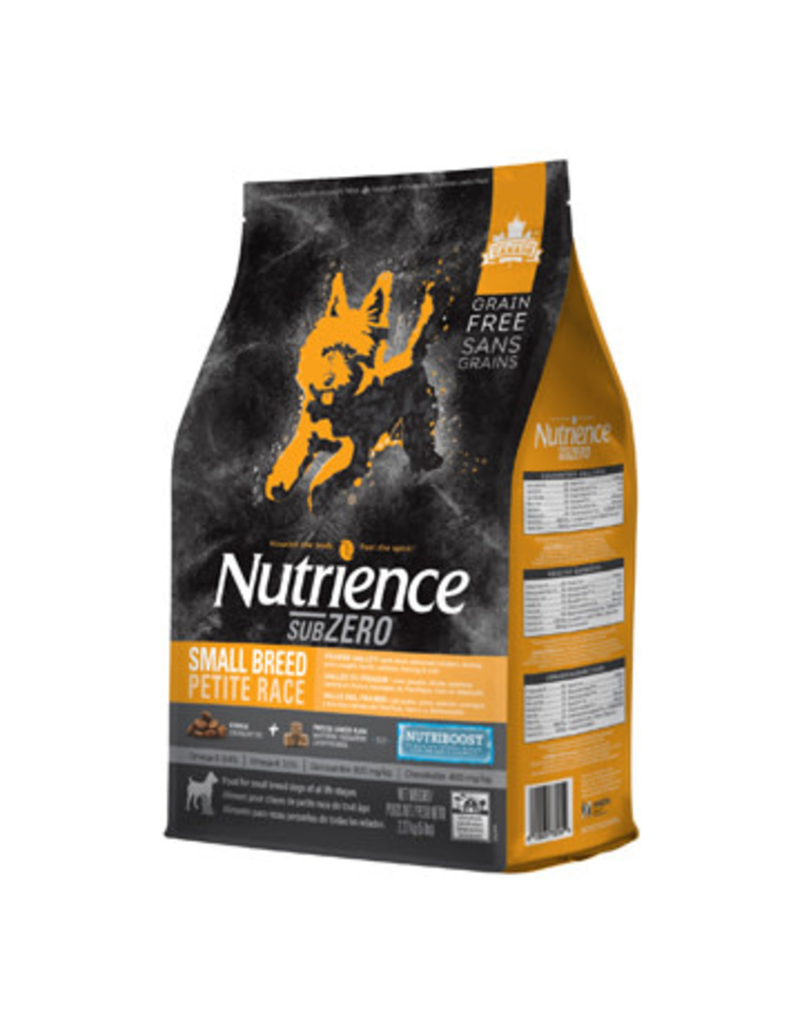 Nutrience Nutrience Dog Subzero Small Breed Fraser Valley 5lb