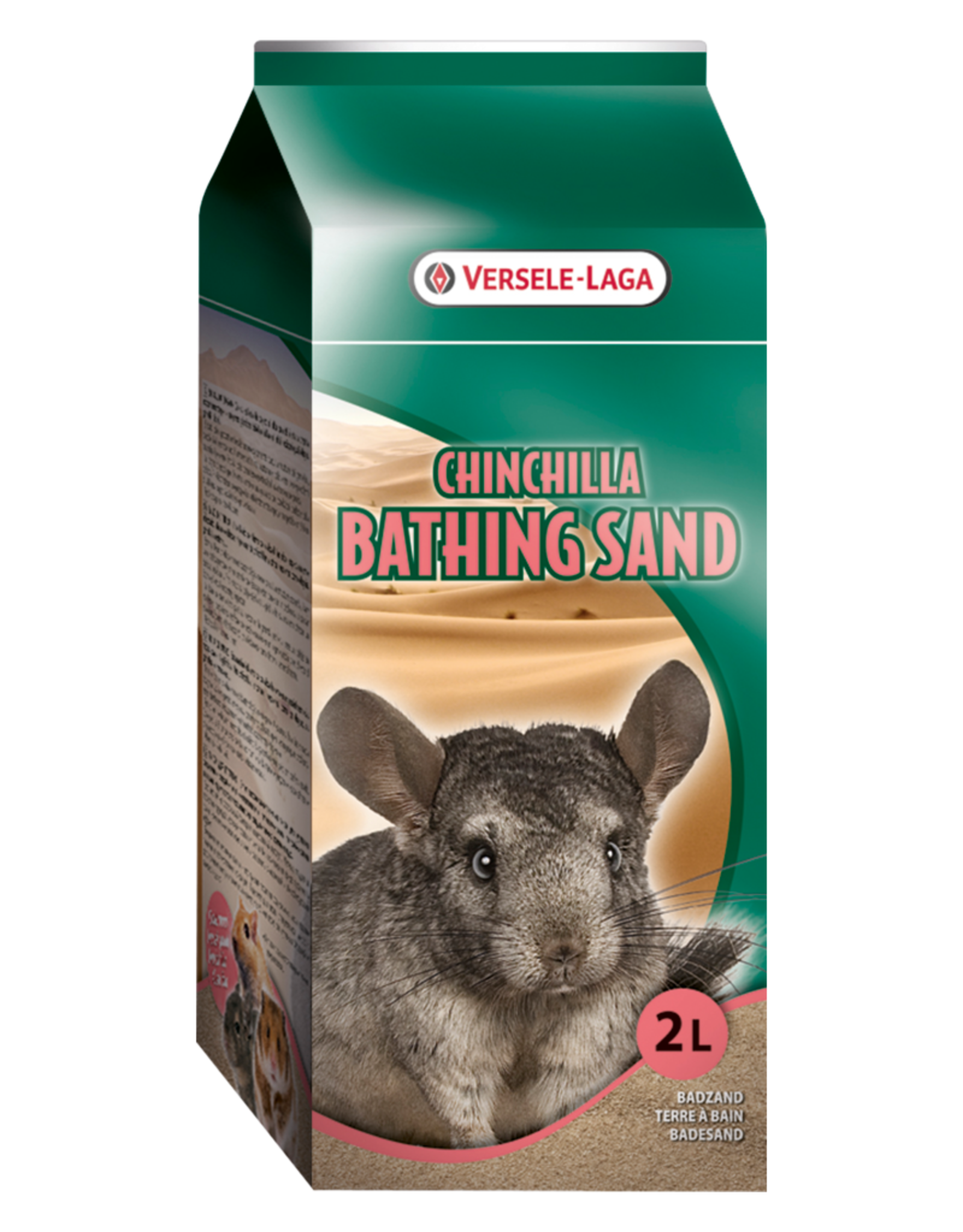Versele-Laga Versele-Laga Chinchilla Bathing Sand 2L