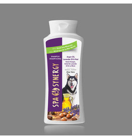 Spa Synergy Spa Synergy Argan Oil, Lavender & Mud Shampoo 500ml