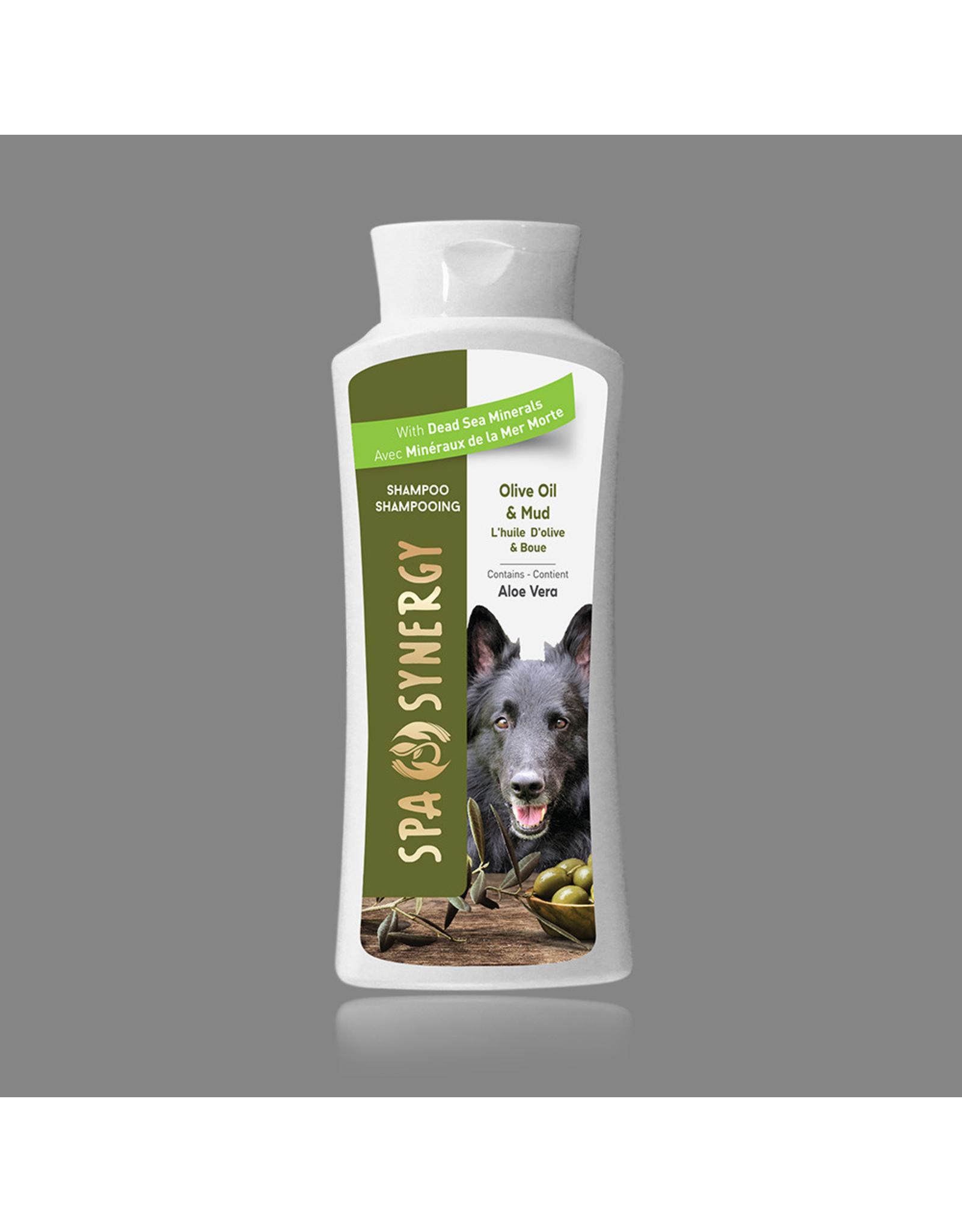 Spa Synergy Spa Synergy Olive Oil & Mud 500ml