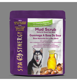 Spa Synergy Spa Synergy Mud Scrub Moroccan Argan Oil and Lavender