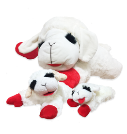 Multipet Lamb Chop Plush Toy