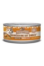 Merrick Merrick Cat Purrfect Bistro Thanksgiving Day Dinner 5oz