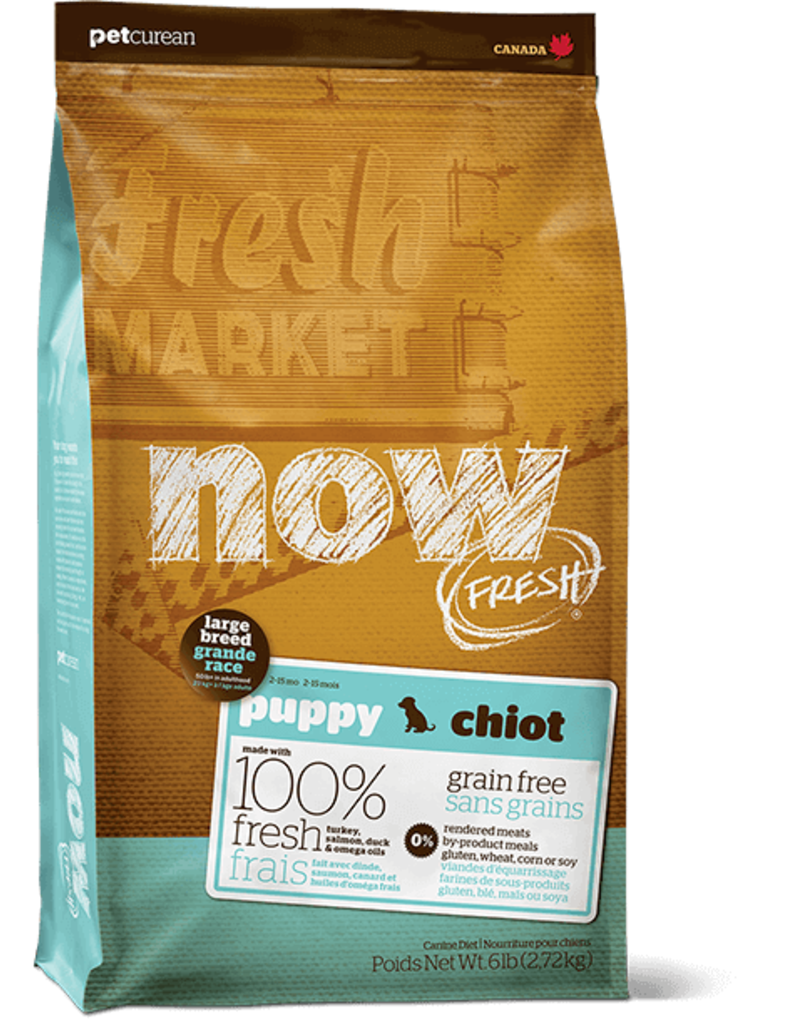Now Fresh NOW LARGE BREED PUPPY