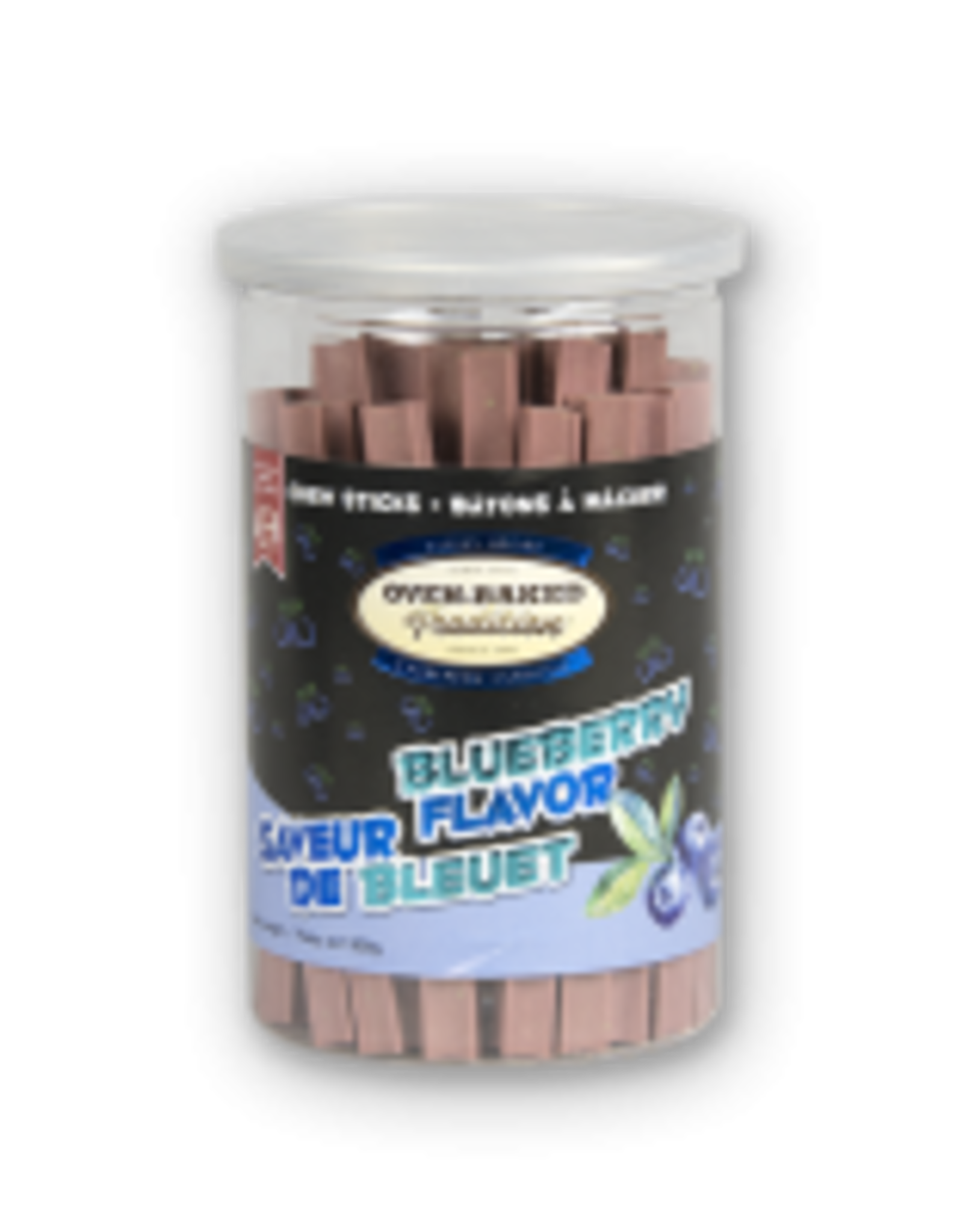 Ovenbaked Tradition Oven Baked Tradition Blueberry Chew Sticks 500g Whole Tub