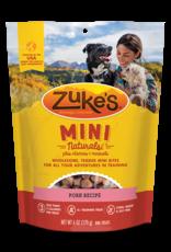 ZUKES Zukes Mini Naturals Pork Recipe 6 oz