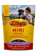 ZUKES Zukes Mini Naturals Rabbit Recipe 6 oz