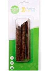 Natural Toys 4 Cats Natural Toys 4 Cats Silver Vine Stick M 6 pc