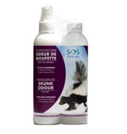 SOS Odeurs SOS Odeurs Skunk Odour Kit