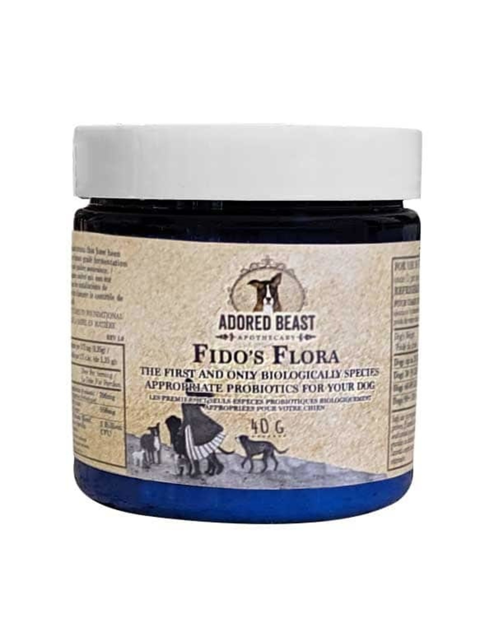 Adored Beast Adored Beast Fido's Flora 40g