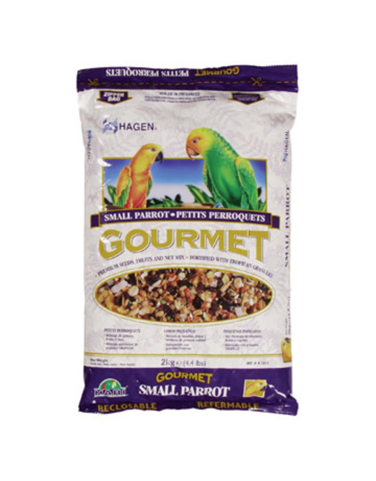 HG - Hagen Gourmet Small Parrot Mix 2kg-V