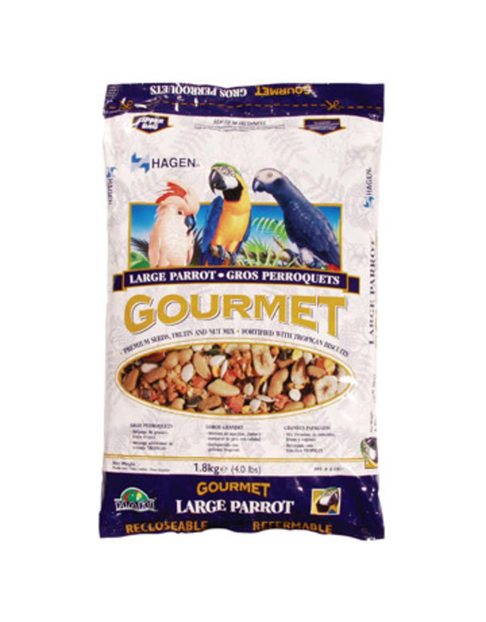 HG - Hagen Hagen Large Parrot Gourmet Seed Mix 1.8kg-V
