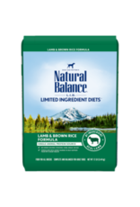 Natural Balance Natural Balance Lamb & Brown Rice