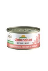 almo Almo Natural Salmon in Broth Cat 70 g