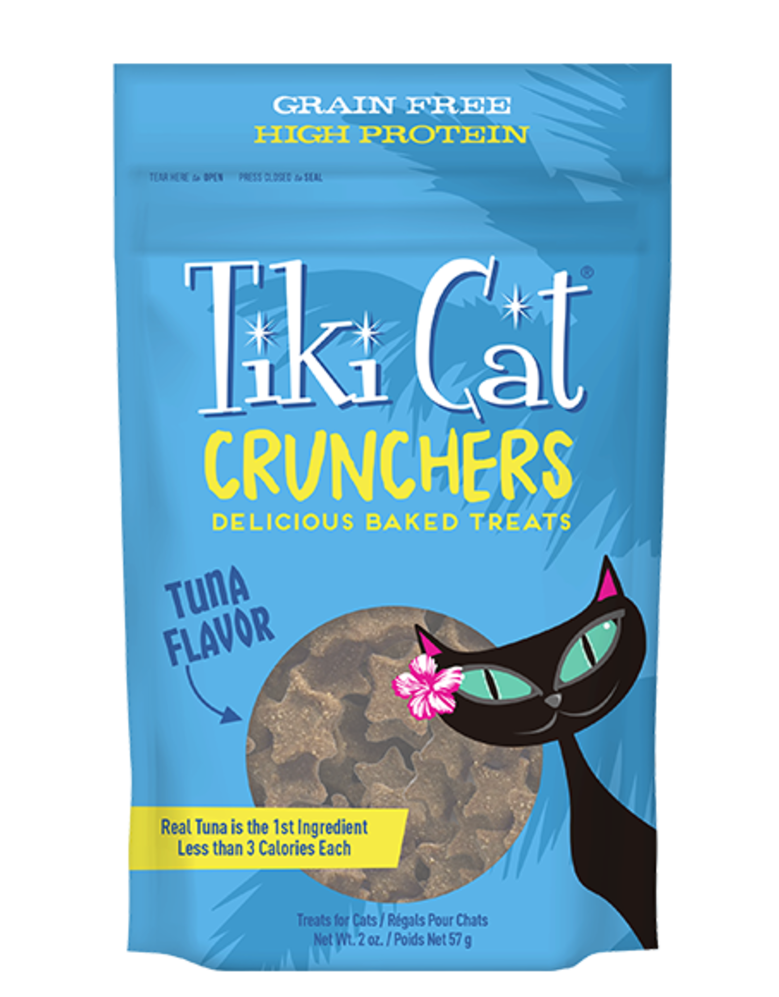 Tiki Cat Tiki Cat Crunchers Baked Treats