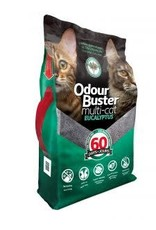 Odour Buster Odour Buster Multi Cat EUCALYPTUS 12kg