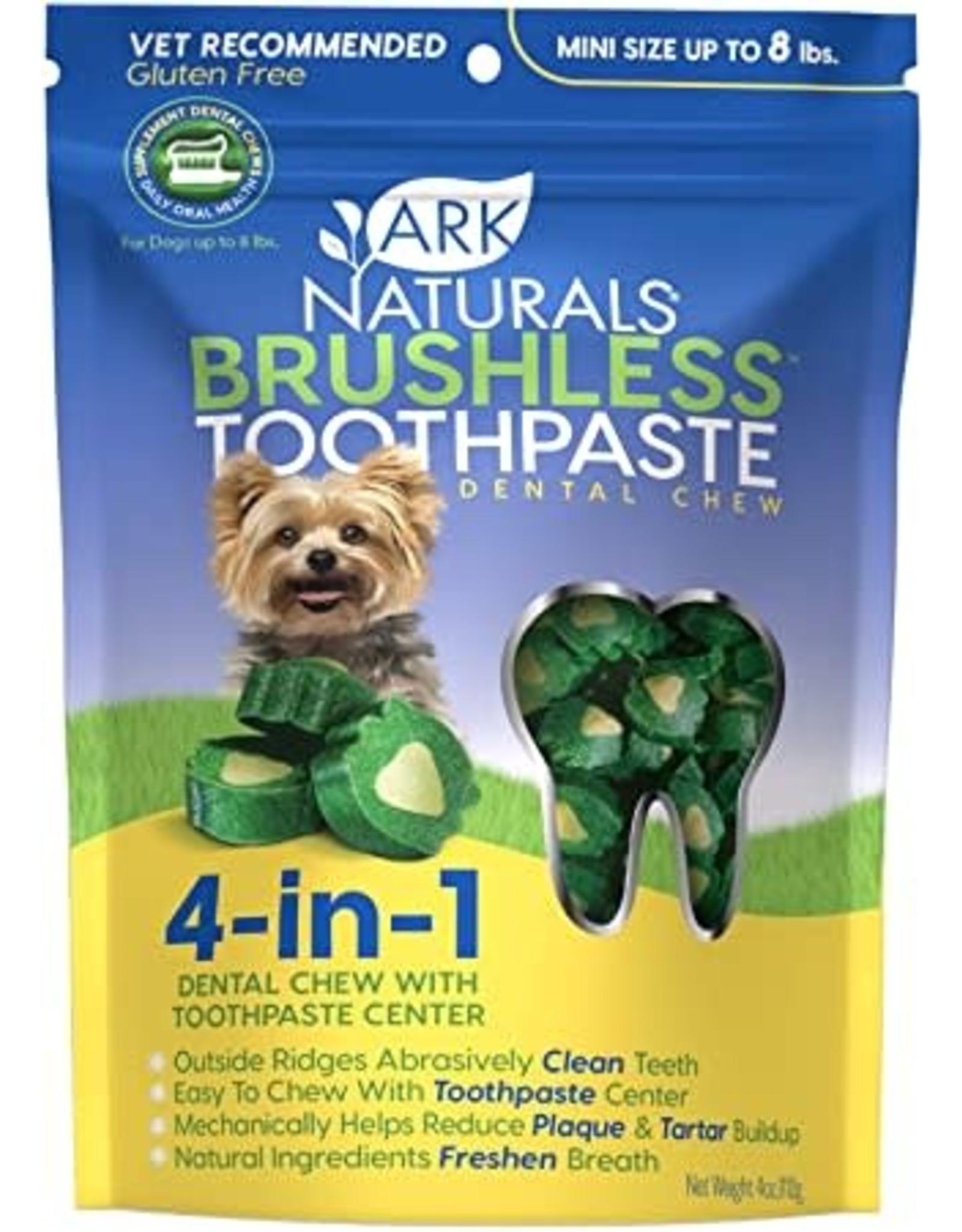 Ark Naturals Ark Naturals Brushless Toothpaste Dental Chews