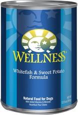 Wellness Wellness Canine 95% Whitefish 13.2oz