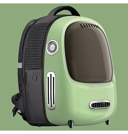 Instachew PETKIT Breezy Cat Carrier and Dog Carrier Green