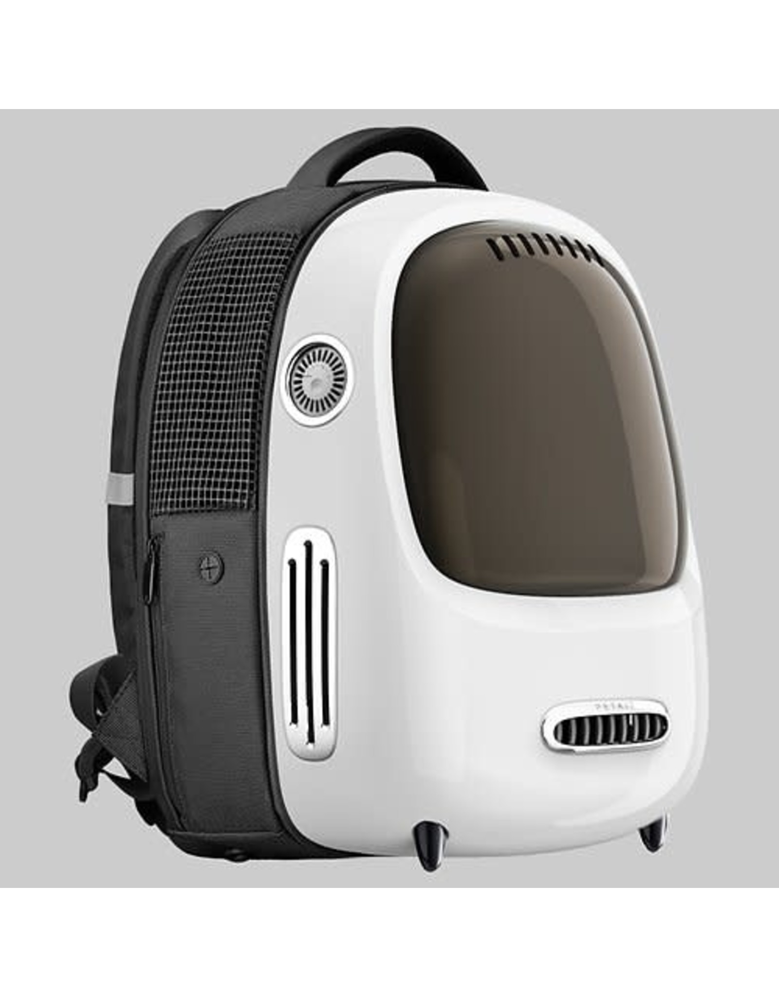 Instachew PETKIT Breezy Cat Carrier and Dog Carrier White