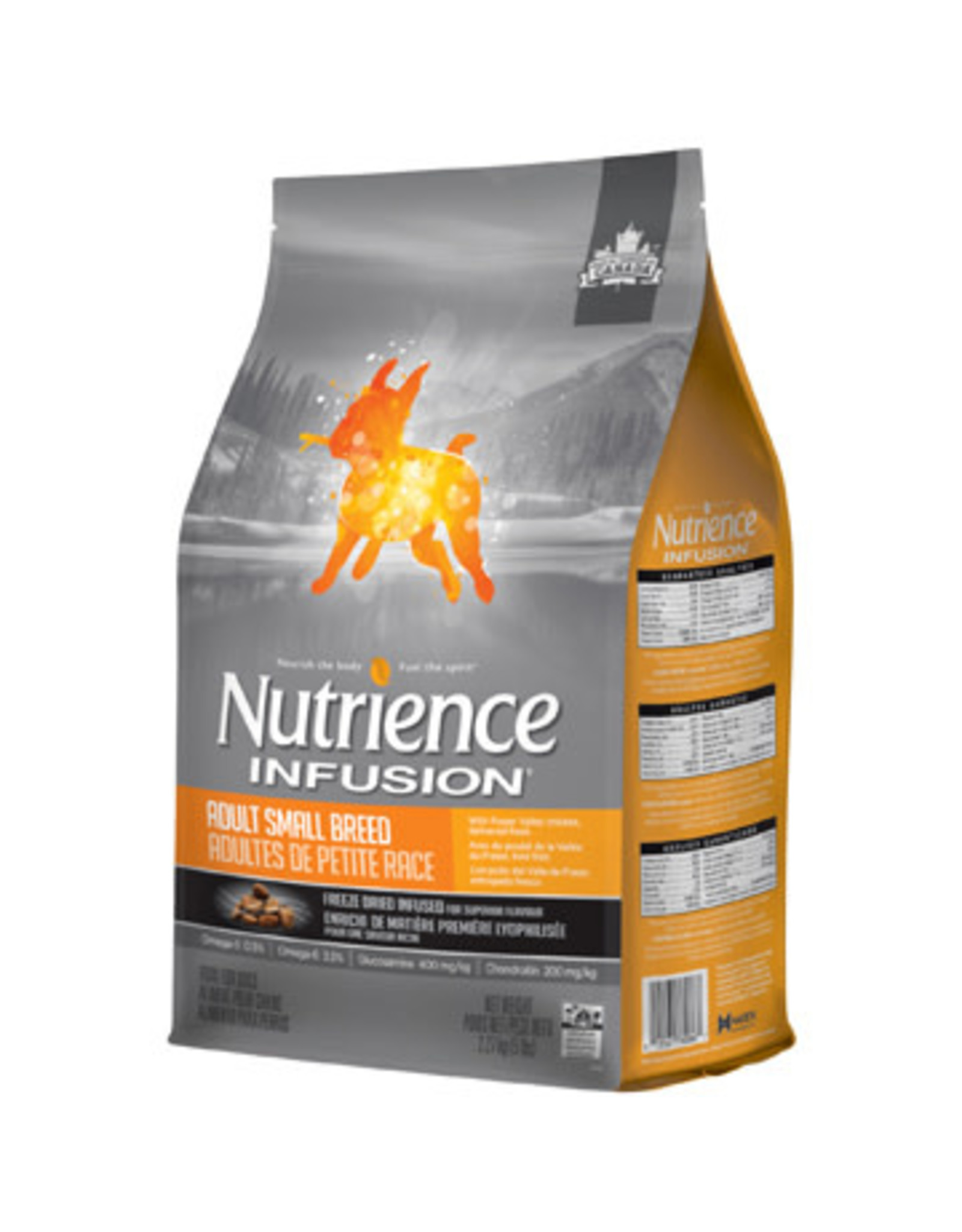 Nutrience Nutrience Infusion Adult Small Breed - Chicken - 2.27 kg (5 lbs)