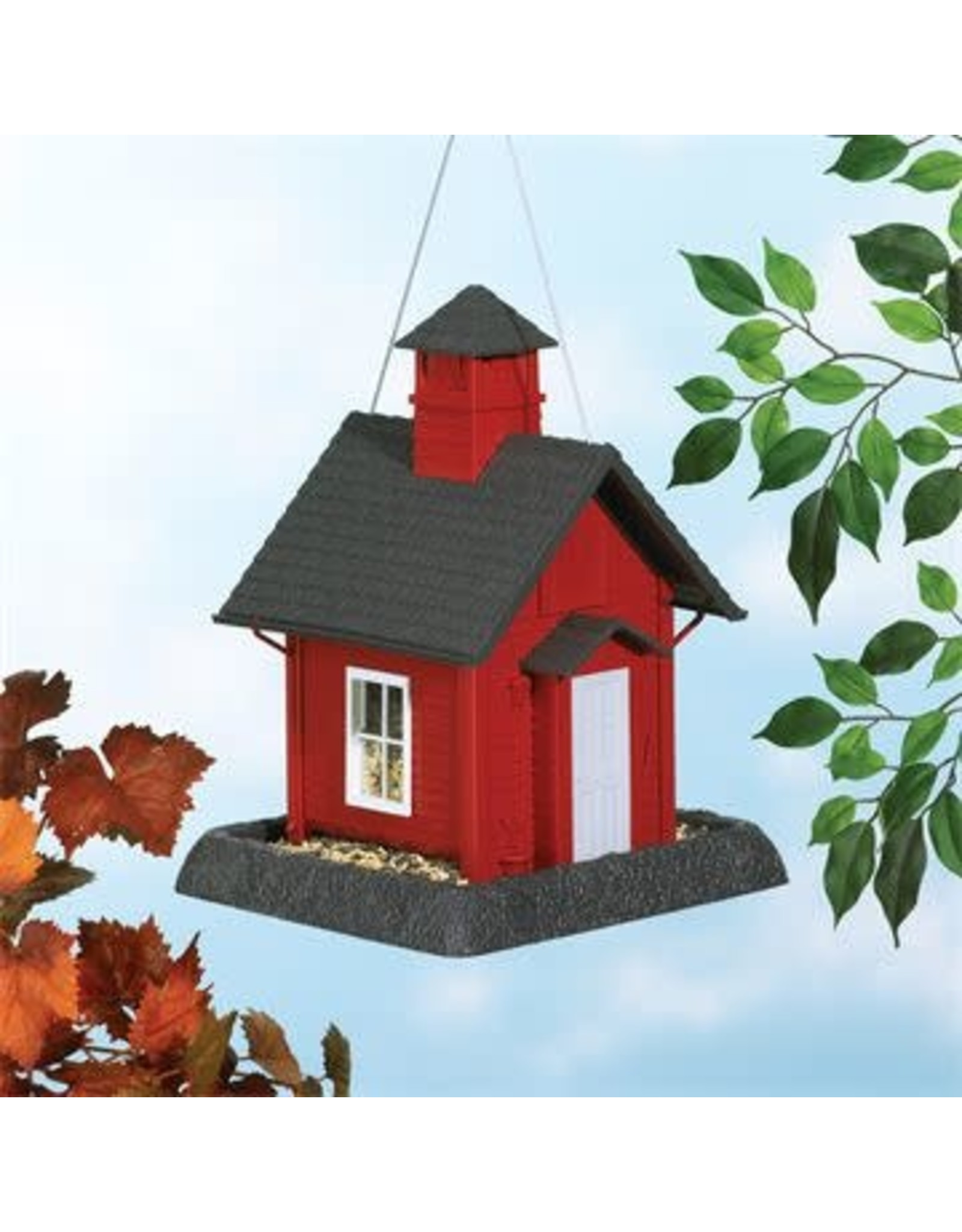 My Pet MY PET SCHOOL HOUSE BIRD FEEDER