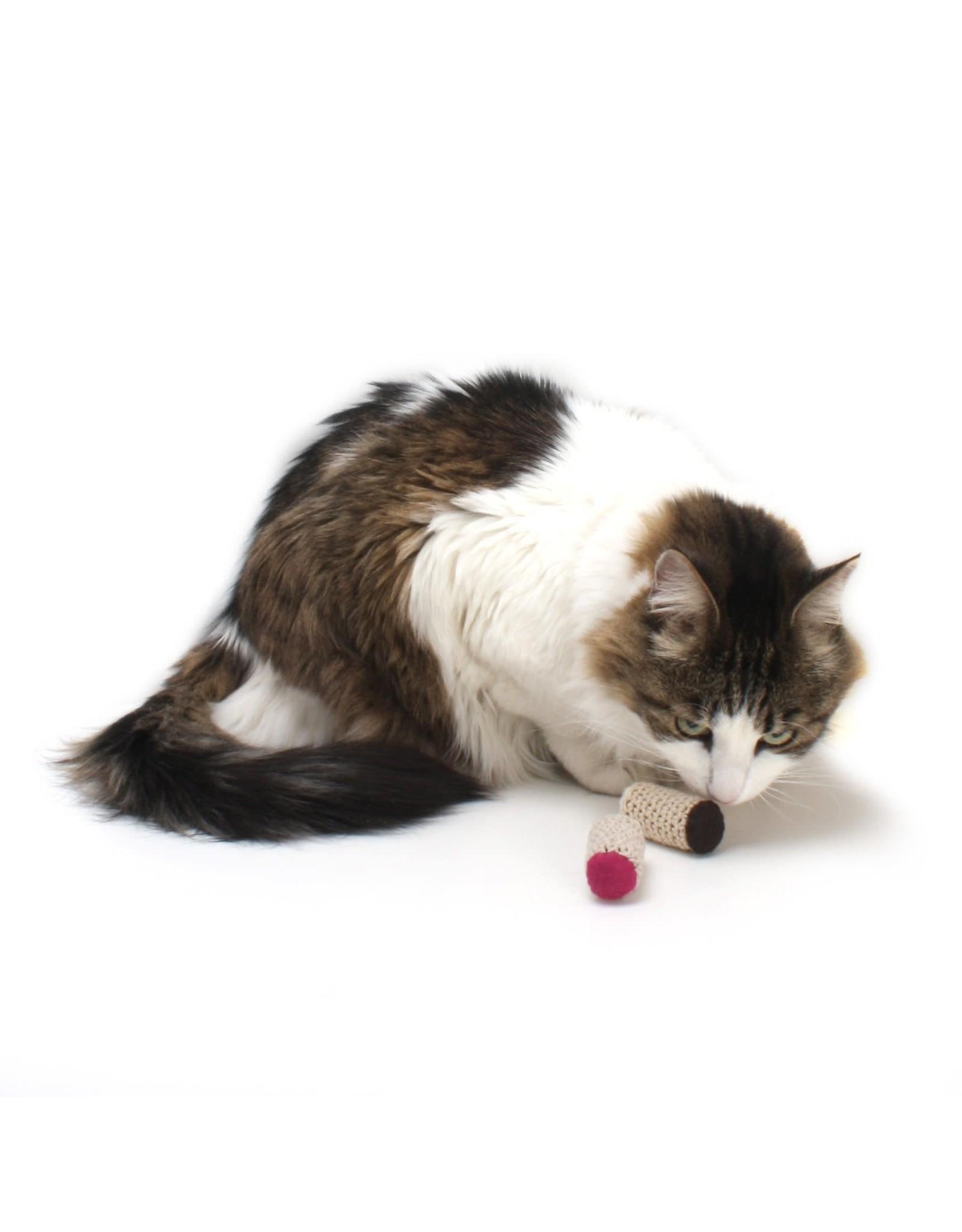 HAUS PANTHER BAMBOLEOS CAT TOYS ZEST