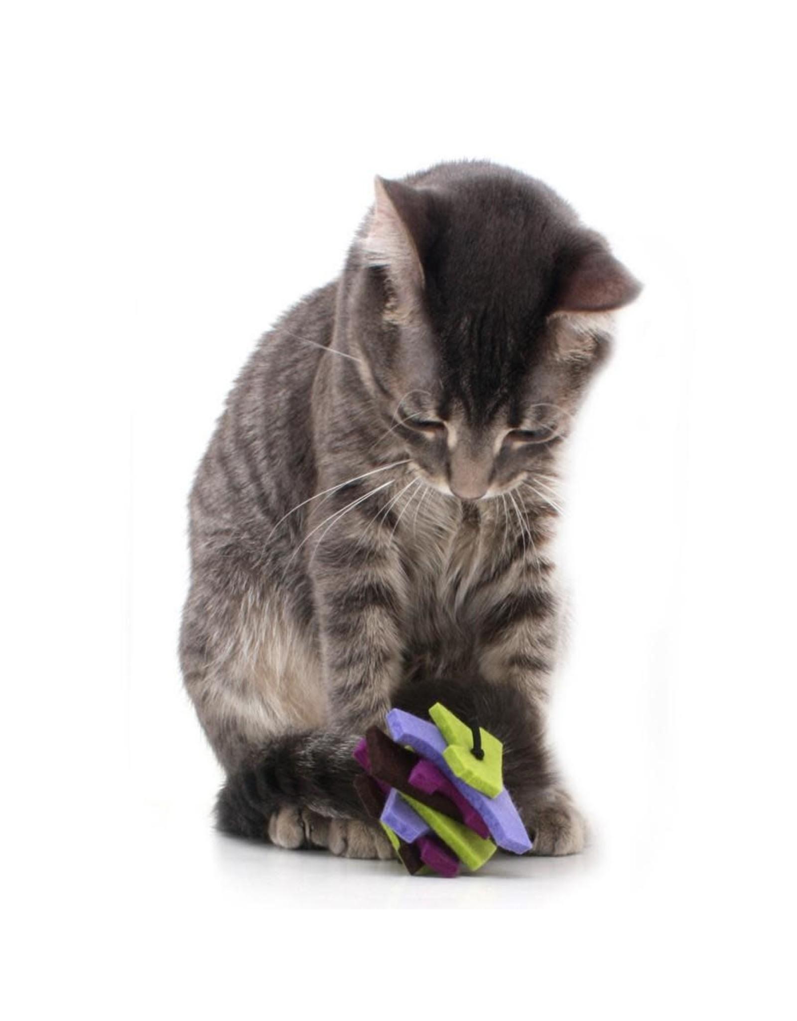 HAUS PANTHER STACKS CAT TOYS ZEST