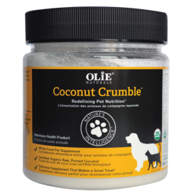Olie Naturals Olie Naturals Coconut Crumble 454 gm