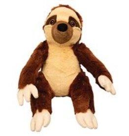 """SNUGGAROOZ SNUGAROOZ Sasha the Sloth Plush Dog Toy 11"""""""