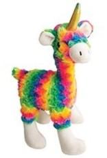 """SNUGGAROOZ SNUGAROOZ Momma Llama Plush Dog Toy 15"""""""