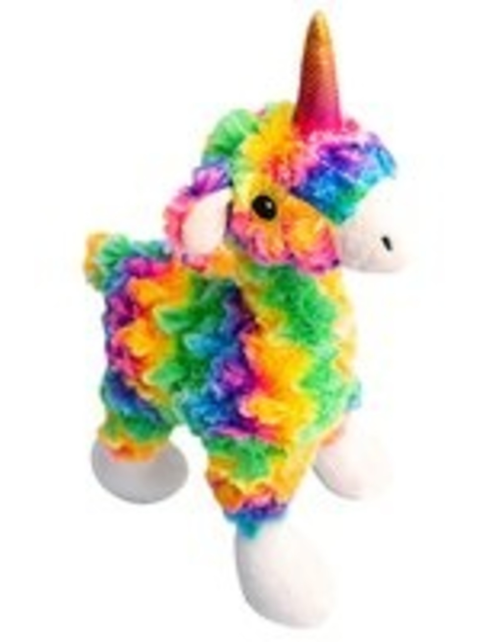 SNUGGAROOZ SNUGAROOZ Llama Mia Plush Dog Toy 10""