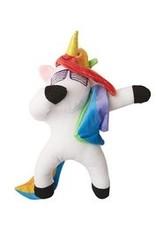 """SNUGGAROOZ SNUGAROOZ DAB the Unicorn Plush Dog Toy 12"""""""