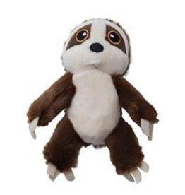 """SNUGGAROOZ SNUGAROOZ Baby Sasha Sloth Plush Dog Toy 5"""""""