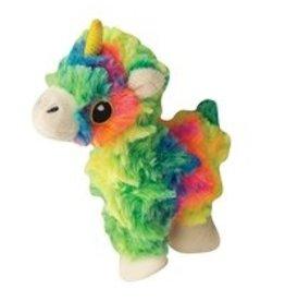 """SNUGGAROOZ SNUGAROOZ Baby Momma Llama Plush Dog Toy 5"""""""