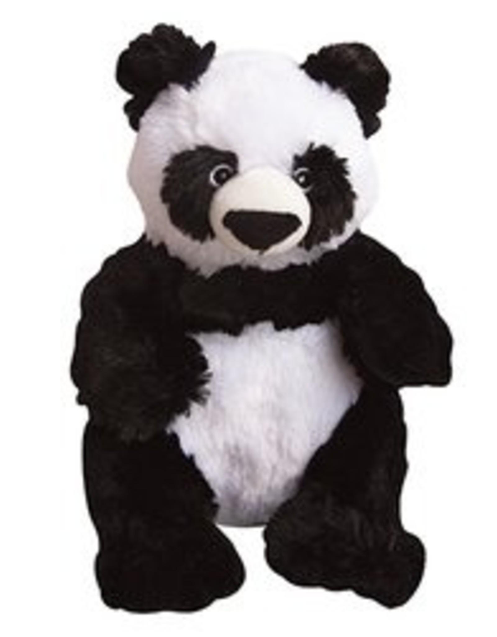 """SNUGGAROOZ SNUGAROOZ Amanda the Panda Plush Dog Toy 11"""""""