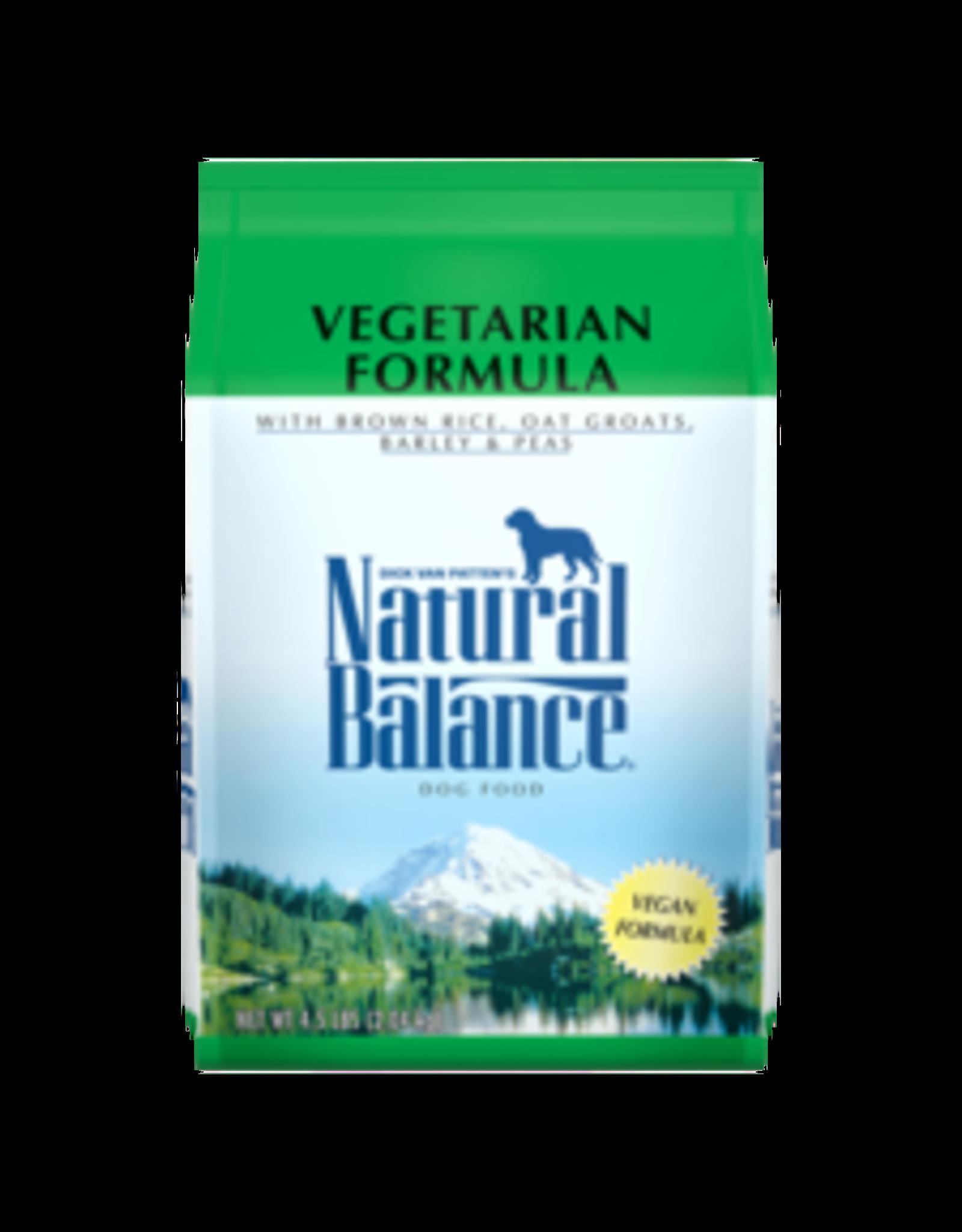 Natural Balance Natural Balance Vegetarian
