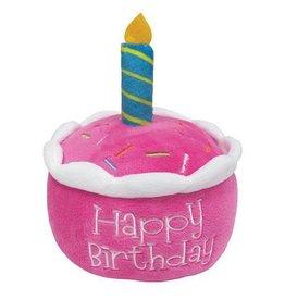 Fou Fou Dog Foufit Birthday Cake Toy Pink